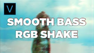Smooth Bass RGB Shake effect/Transition - Tutorial | Sony Vegas Pro