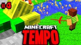 NUR... NOCH... 1 SCHRITT?! - Minecraft TEMPO #4 [Deutsch/HD]