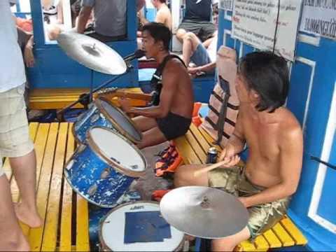 """DU LỊCH 4 ĐẢO NHA TRANG - Mama Hanh Boat tour - Bài hát """"Phiến đá sầu"""""""