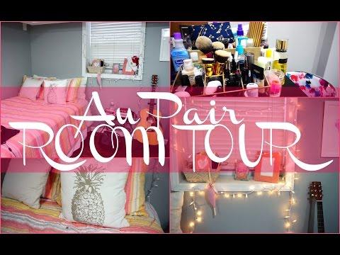 Au Pair ROOM TOUR | #72