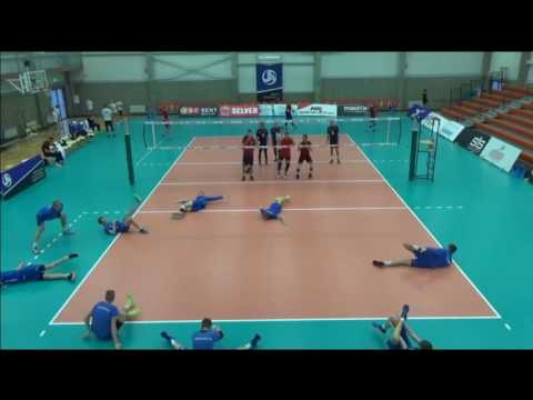 EEVZA U19 Men, Estonia EST vs LAT