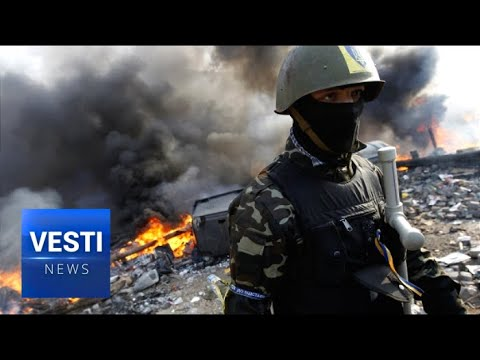 Easter Ceasefire Ends With a Bang: Kiev Shells Donetsk, While Russia Occupied in Syria