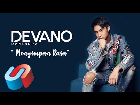 Devano Danendra - Menyimpan Rasa (Official Lyric Video)