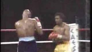 WBC WBA世界ミドル級タイトルマッチ ハーンズvsハグラー thumbnail