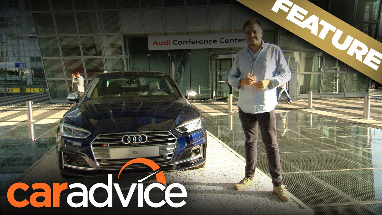 Behind the scenes of Audi's latest technology | A CarAdvice Feature