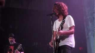 Soundgarden - Attrition (Live @ The Fonda Theatre in Los Angeles, Ca 11.27.2012)