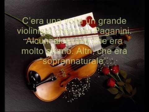 Un Violinista Chiamato PAGANINI (Dal Web)