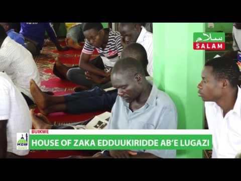 HOUSE OF  ZAKA AND WAQF UGANDA  EDDUUKIRIDDE AB`E LUGAZI MUSLIM HOSPITAL