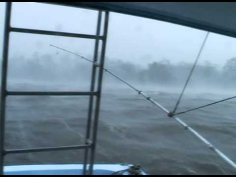 Surviving Katrina aboard the charter boat Quicksilver