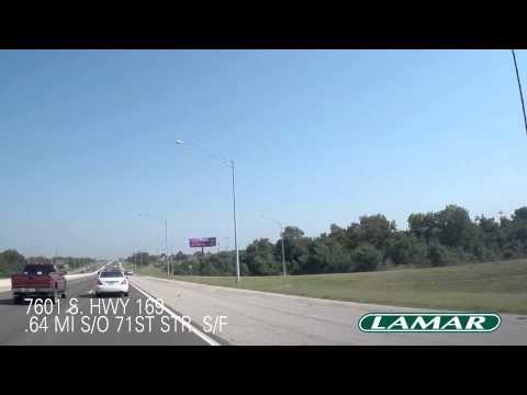 Panel 4012 | Digital | Lamar Advertising of Tulsa