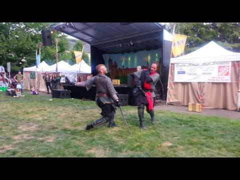 Sherwood Oregon festival