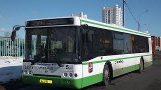 Поездка на автобусе ЛиАЗ-5292.22 2011 № 02393 Маршрут № 201 Москва(, 2015-11-23T23:40:25.000Z)