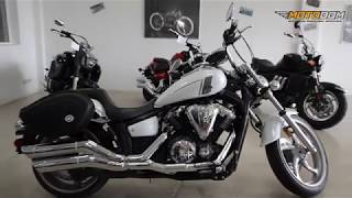 Обзор мотоцикла Yamaha XVS 1300 Stryker 2013 года