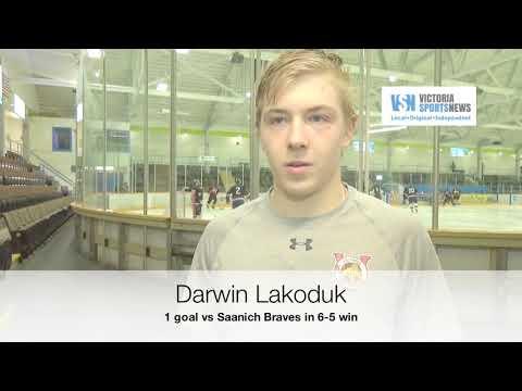 Suneil Karod and Darwin Lakoduk post-game interview - Cougars (6) vs Braves (5)