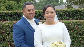 Mr Sione Lepa & Mrs Toakase Kavaefiafi Wedding Highlight