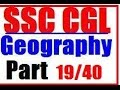 SSC CGL Geography  19/40 : mineral and energy resources part 1 ( English medium)