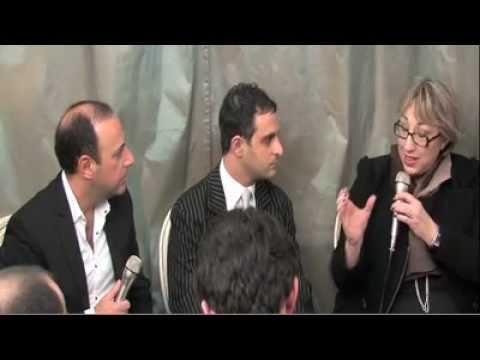Courbevoie 3.0 - SANTE - Marie-Anne Montchamp, Arash Derambarsh, Thierry Calvo