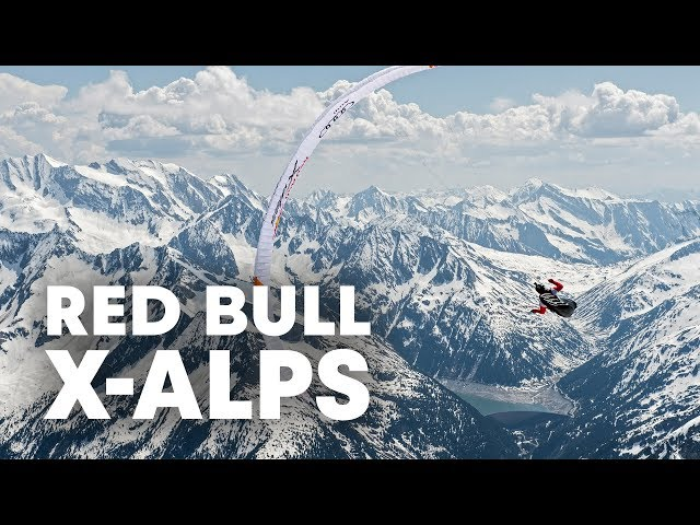 The Challenges of Hiking And Flying Across the Alps   Red Bull X-Alps 2019 Highlights