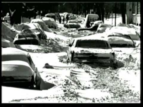 Melissa Forman in the Morning - Video of Chicago in the middle of Epic Blizzards!