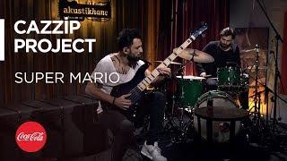 Cazzip Project - Süper Mario / Akustikhane / Gaming #TadınıÇıkar