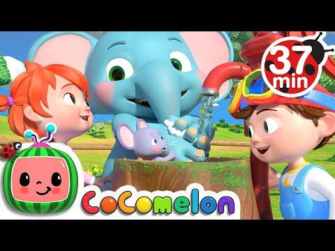 Wash Your Hands Song + More Nursery Rhymes & Kids Songs - CoComelon - Видео онлайн