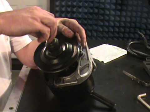 Ford power steering pump repair  YouTube