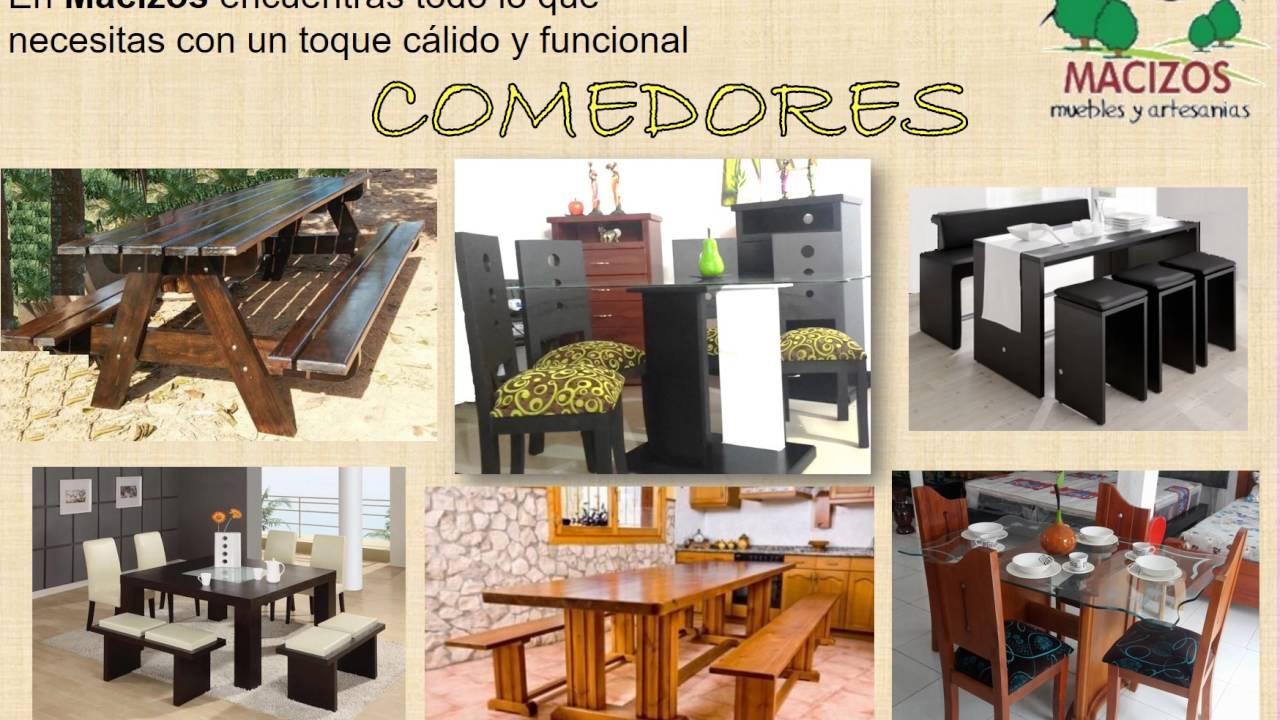 almacen de muebles modernos en madera