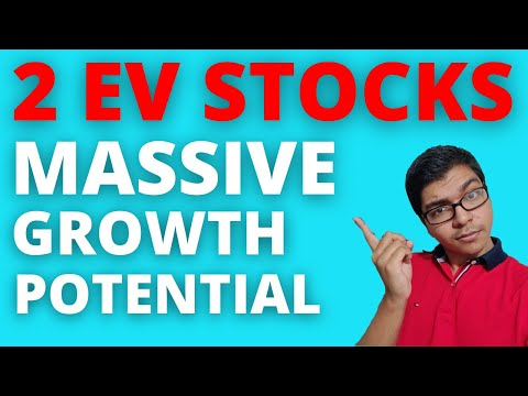2 EV Stocks To Buy - HIGH RISK HIGH REWARD 🚀