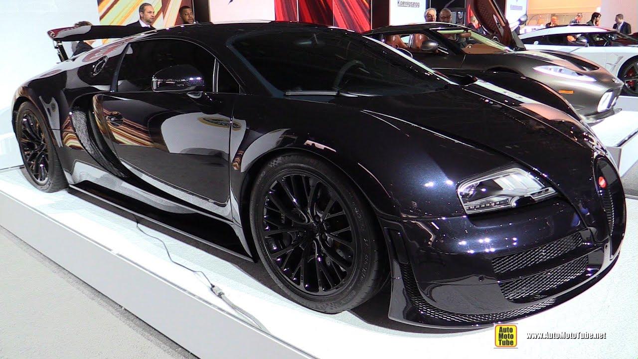Who Invented Bugatti Xron