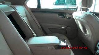 MERCEDES S W221 LONG RESTYLING, Белый, 2012 год(Транспортная Компания