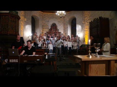 Gospelmesse i Skedsmo kirke - Gospelservice in Skedsmo Church