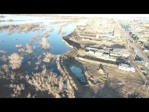 Паводок в Исетском районе