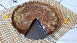 Chocolate Orange Tart - طارط رخامية بالشكلاطة و البرتقال - Tarte A L'orange Et Au Chocolat