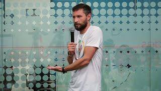 Чего нельзя достичь без честности с собой | Dmitry Shamenkov | TEDxSadovoeRingSalon