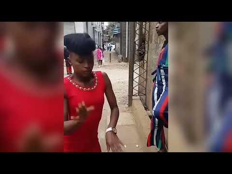Not Short N Sweet - Eric Omondi & Aggie The Dancer ( Sauti Sol N Nyashinski )