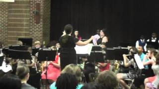 CHS Delta Pride Band - Rivers of Babylon