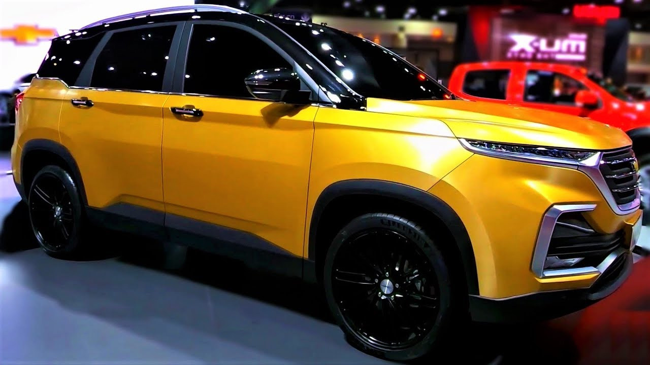 NEW - 2020 Chevrolet Captiva 1.5 T SUV Sport - INTERIOR ...