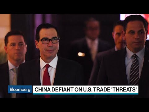 Will Does the Trump Administration Want From the U.S.-China Trade Summit?