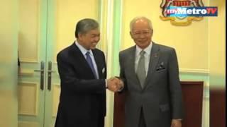 Perdana Menteri mengumumkan Barisan Kabinet 2015