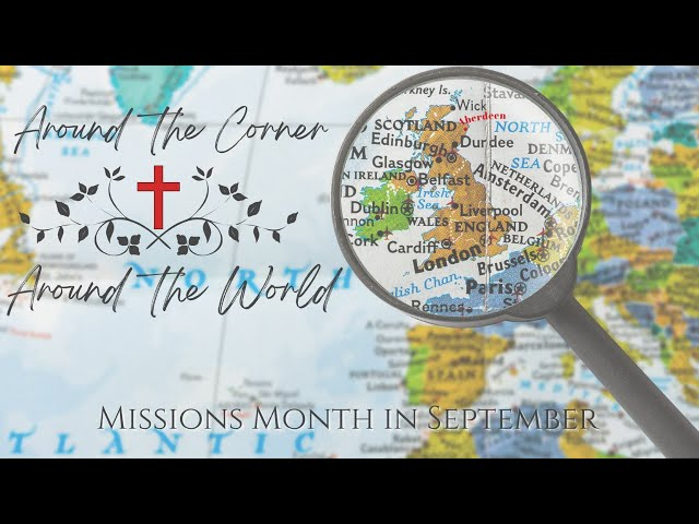 """""""The Mission Of The Great Commission"""" - Missions Series"""