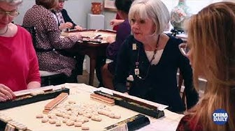 Game of Mahjong: A hit in US culture