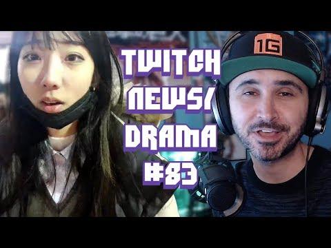 Twitch Drama/News #83 (Summit1g Vs LIRIK ATLAS, Ninja no longer top streamer, Girl Groped Live)
