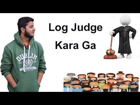 Log Judge Kara Ga