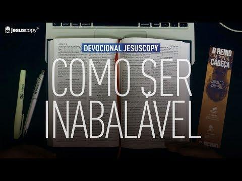 COMO SER INABALÁVEL - Douglas Gonçalves
