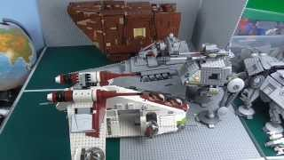 Lego Star Wars Imperial Star Destroyer 75055 Size Comparison (requested By Legosam1234)