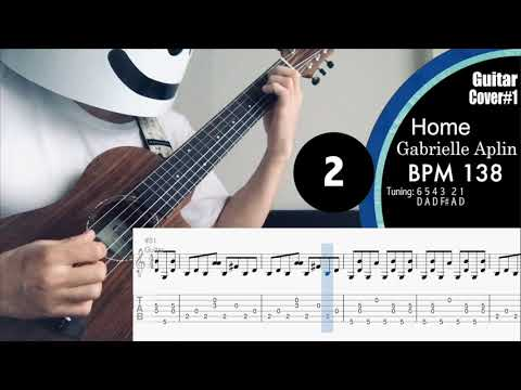 Home Gabrielle Aplin Guitar Cover TAB