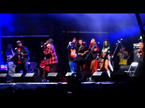 George Clinton Parliament Funkadelic - Pole Power - Glastonbury 2015