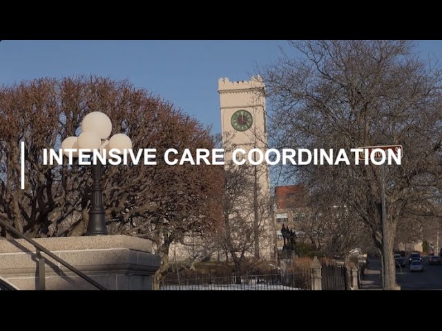 What is Intensive Care Coordination?