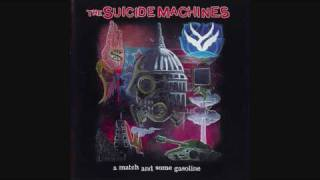 Suicide Machines - Bones to Ashes / The Floating World (Hidden track)