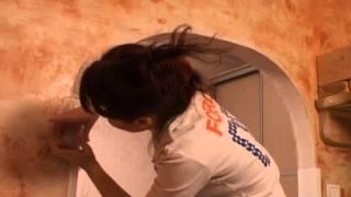 видео Красивая отделка арок деревом: делаем своими руками